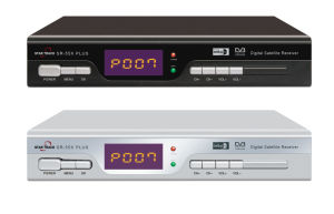 Startrack Plus (SR-55X) Digital Satellite Receiver