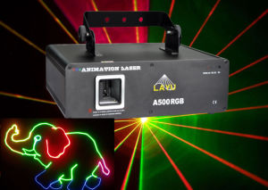 800MW RGB Cartoon Laser Light for Disco (A800RGB)