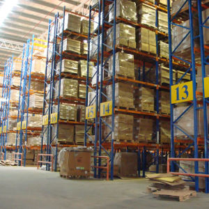 Custom Heavy Duty Pallet Racking System with Corrosion Protection (IH910) pictures & photos