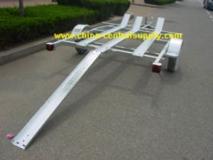 3 Rail Motorcycle Trailer (CT0302) pictures & photos
