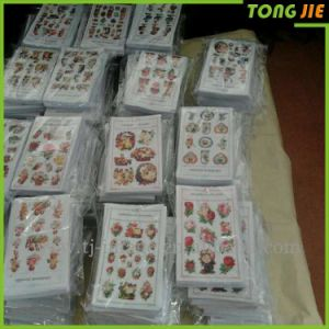 Advertising Industry High Quality Custom Label Sticker pictures & photos