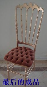 Wooden Chair (VIP006)