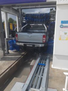 Jordan Automatic Car Wash Machine for Amman Carwash Business pictures & photos