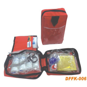 Car First Aid Kit (DFFK-006) pictures & photos