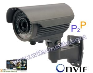 1.3m, 2.0m Outdoor Pixel HD Network Security Camera, Varifocal Lens, Poe Optional (W3-CNW384) pictures & photos