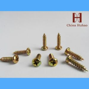 Screw/Self-Tapping Screw /Hex Head Tapping Screw (4.2x13mm) pictures & photos