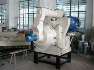 Wood Pellet Machine (HKJ-35) pictures & photos