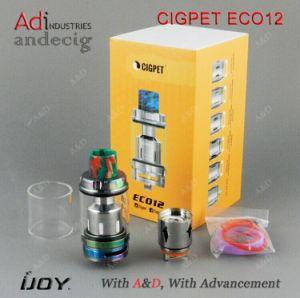 Ijoy Cigpet Eco12 Tank Eco 12 Vape Tank pictures & photos