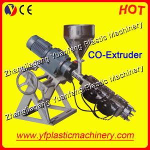 PVC Single Screw Co-Extruder (SJ25)
