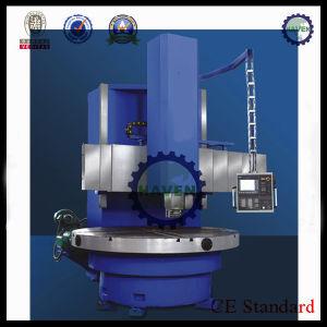 CJK5120G Series CNC Economic Single Column Vertical Lathe Machine pictures & photos