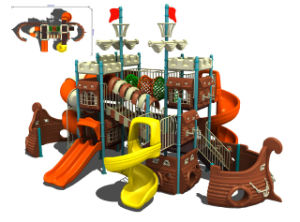 Leisure Park Outdoor Playground (10-2102)
