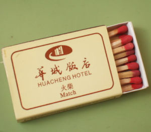 Hotel Long Safety Match White Phosphorus Sticks pictures & photos