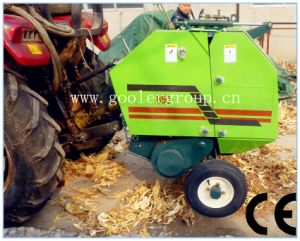 Small Round Hydraulic Hay Baler, CE Approval pictures & photos