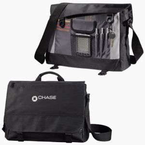 Document Shoulder Messenger Laptop Bag for Business pictures & photos
