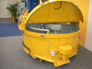 Concrete Pan Mixer (JN series)