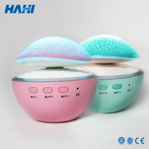 Cracked Mushroom Cloud, Colorful Luminous Lamp, Bluetooth Speaker pictures & photos