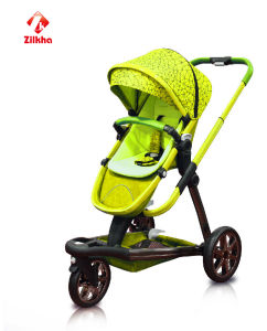 Baby Stroller with Frame and Regular Seat pictures & photos