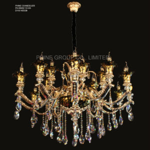 Modern Swarovski Crystal Decoration Pendant Lighting Fixture Lamp Chandelier Light Phine 6~8~15~18~36 Arms pictures & photos