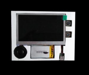 Blank White LCD Screen Video Card for Wholeselling pictures & photos