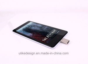 Newest Metal Swivel OTG USB Flash Drive for Android pictures & photos