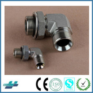 Metric Thread Bite Type Tube Fittings Replace Parker Fittings and Eaton Fittings (THREAD ADJUSTABLE) pictures & photos