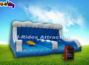 Big Wave Mechanical Inflatable double Surfboard Game pictures & photos