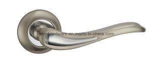 Furniture Hardware Zamak Door Handle (Z1311E9) pictures & photos