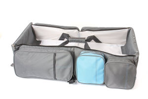 3 in 1 Baby Portable Bed Diaper Bag Changing Station pictures & photos