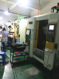 CNC Drill and Tap Machine/Metal Vertical Drilling Machine (HS-T6) pictures & photos