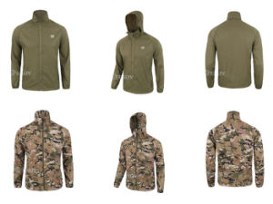 Fg SGS-Standards Outdoor Tactical Thin Hiking & Camping Jackets Coat pictures & photos