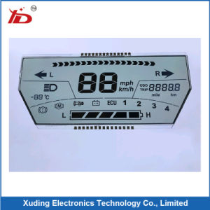 Custom Graphics Made LCD Display Transflective Monochrome Screen pictures & photos