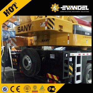 Best Price Sany Stc500 Truck-Mounted Crane 50t Mobile Cranes pictures & photos