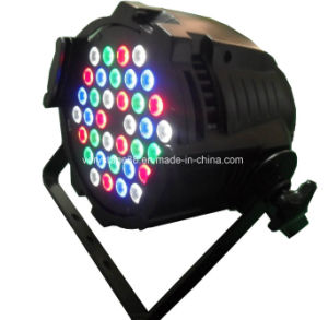 36X3w Indoor Stage Disco RGB LED PAR 64 Light pictures & photos