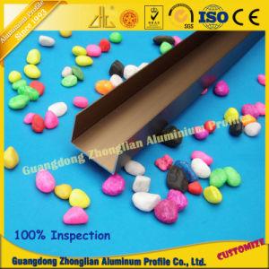 OEM Aluminum Corner Line Profile for Carpet Decoration Trim Profile pictures & photos