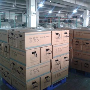 Cheap Price 6V 200ah 6 Volt Deep Cycle Battery pictures & photos