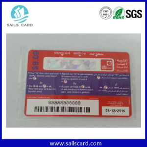 Competitive Price Prepaid Scratch Calling Card for Mobile Phones pictures & photos