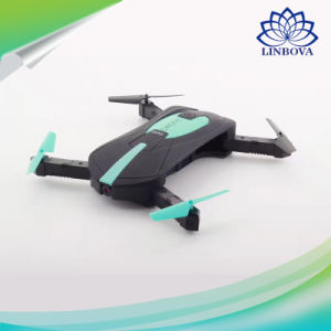 WiFi Folding Four Axis Beauty Shot Pocket Aircraft Selfie Drone with HD Camera pictures & photos