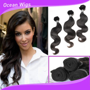 Body Wave Virgin Remy Brazilian Human Hair Extension pictures & photos