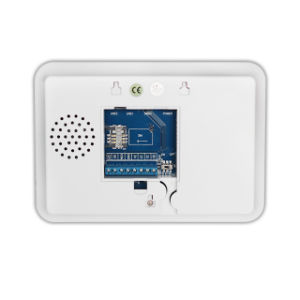 Wireless Touch Screen GSM+PSTN Home Security Alarm System Alarm pictures & photos