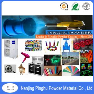 Eco-Friendly Blue Spray Paint Spray Powder Coating for Metals pictures & photos