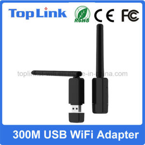 Top-GS07 Ralink Rt5572 Dual Band 300Mbps USB Wireless WiFi Adapter Support WiFi Mesh pictures & photos
