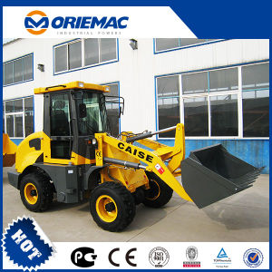 Hot Sale Caise CS910j 1000kg Mini Small Wheel Loader pictures & photos