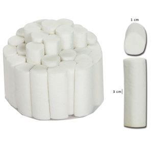 Disposable Medical Absorbent Dental Cotton Roll pictures & photos