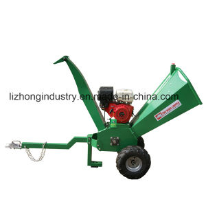 15HP 4inch Shredder Chipper, Tree Branches Chipper, Wood Chipper Shredder pictures & photos