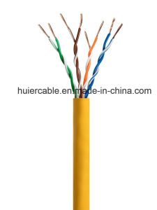 UTP Cat5e LAN Cable with Flooding (Fluke Pass) pictures & photos