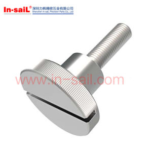 Round Head Knurled Knob Screw pictures & photos