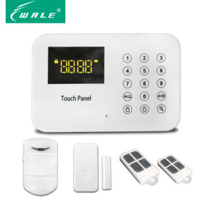 Home Security PSTN Wireless Alarm System with Multi Language pictures & photos