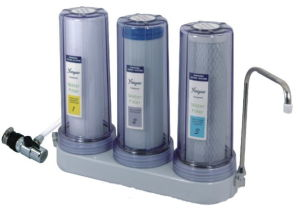Counter Top 3stage Water Filter (RY-CT-C3) pictures & photos