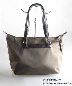 2018 Fashion Tredn Polgester Tote Bag pictures & photos