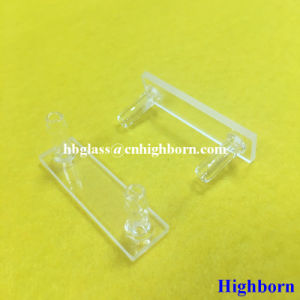 High Purity Standard Silica Quartz Glass Cuvette pictures & photos